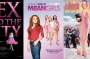 I poster di Sex and The City, Mean Girls e La Rivincita delle Bionde