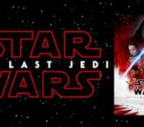 Poster della colonna sonora de Gli Ultimi Jedi