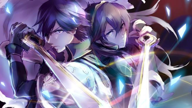 Gli eroi di Fire Emblem in uno splendido artwork