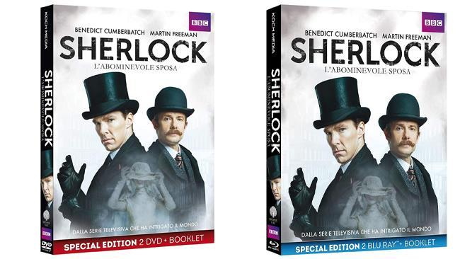 Sherlock - L'Abominevole Sposa - Home Video