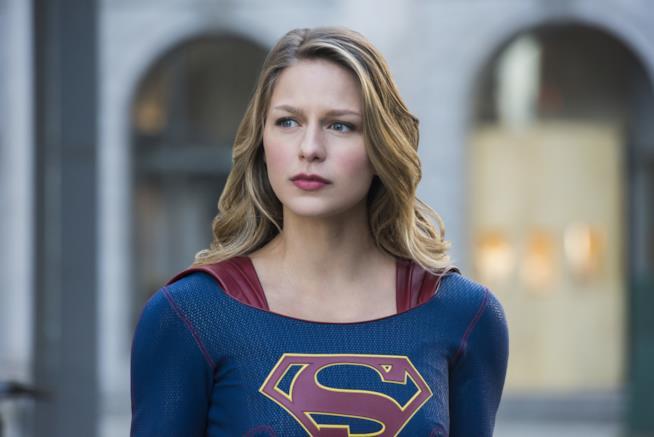Melissa Benoist è Kara Danvers a.k.a Supergirl