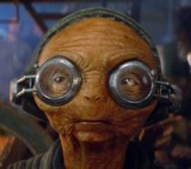 Maz Kanata in Star Wars: Il Risveglio della Forza
