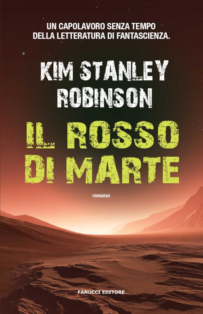 Fanucci riporta nelle librerie italiane Kim Stanley Robinson