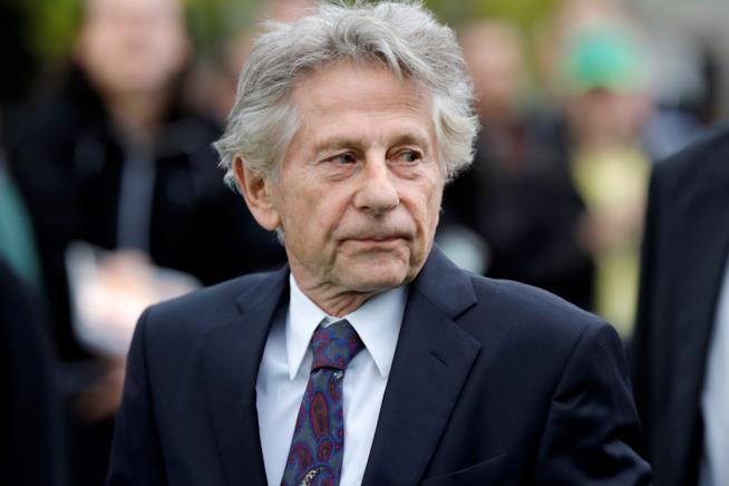 Roman Polanski alla prima francese di Quello che non so di lei