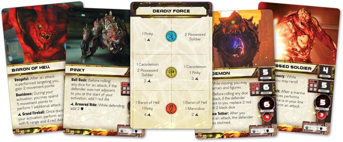 Annunciato il nuovo gioco da tavolo di Doom