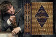 Uno dei libri di HarperCollins dedicati ad Animali Fantastici - I crimini di Grindelwald