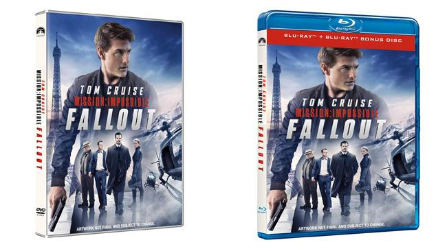Mission Impossible: Fallout  - Home Video