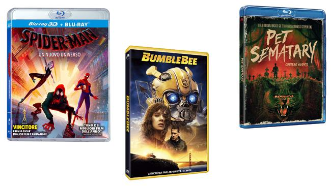 Uscite Home Video Universal Pictures