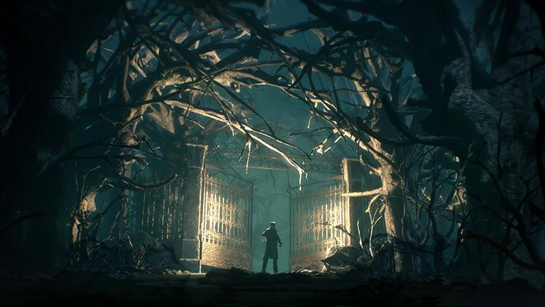 Un inquietante artwork di Call of Cthulhu: The Official Video Game