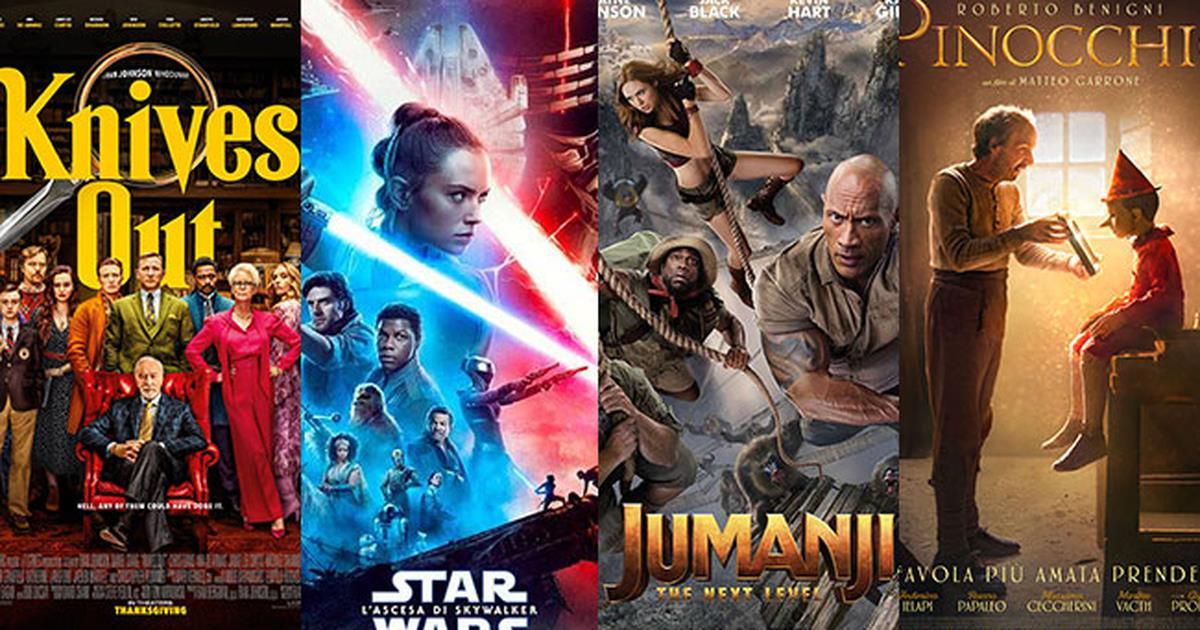 Risultati immagini per film dicembre 2019