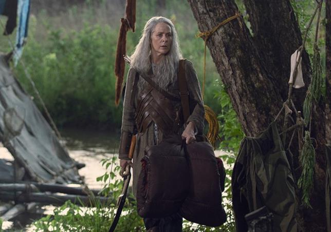 The Walking Dead, Carol nell'episodio 9x07