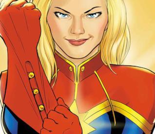 Captain Marvel, l'eroe più forte visto finora nell'universo Marvel