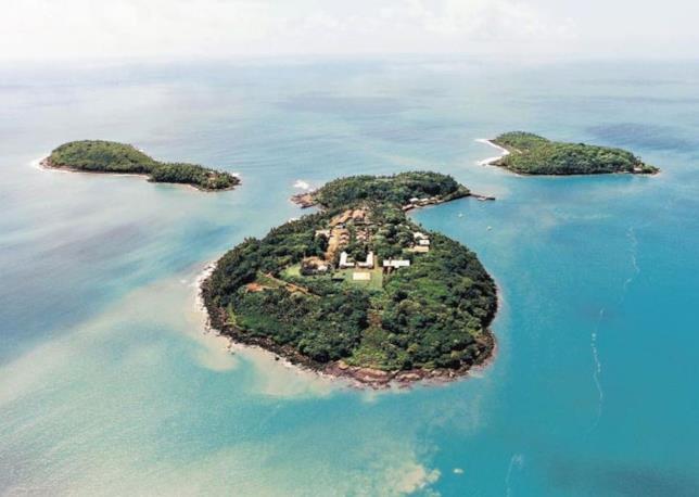 Isola Royale, Isola del Diavolo e Isola Saint-Joseph