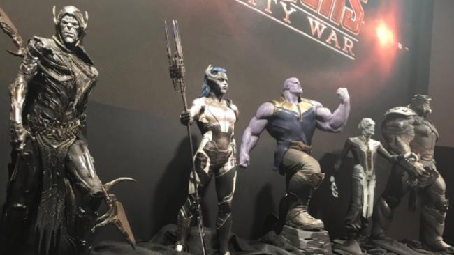 I figli di Thanos alla D23 Expo
