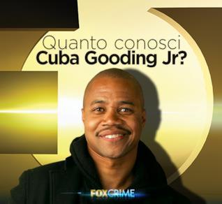 Quanto conosci Cuba Gooding Jr?