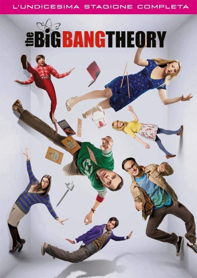TBBT 11 in DVD