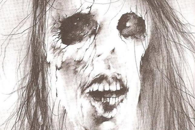Illustrazione macabra di Stephen Gammell