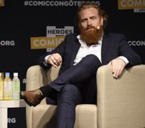 Kristofer Hivju al Comic Con di Goteborg
