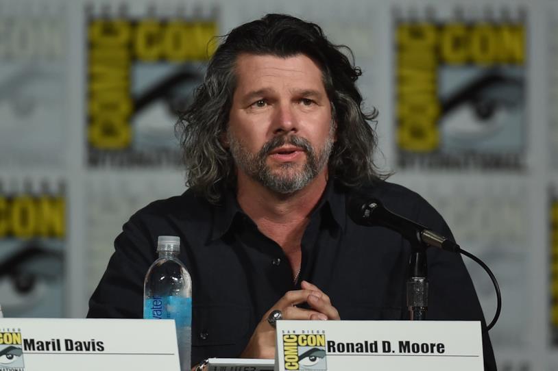 Ronald D. Moore al Comic-Con del 2015