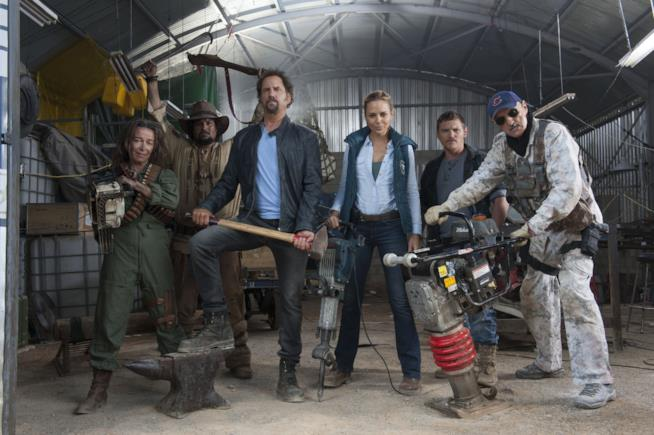 Il cast completo di Tremors: A Cold Day in Hell