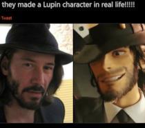 Jigen in Lupin III The First