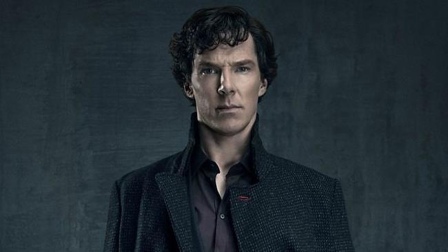 Benedict Cumberbatch è Sherlock Holmes