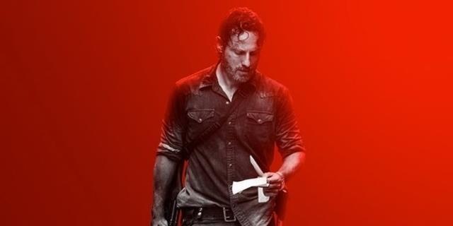 The Walking Dead: Rick nel nuovo poster della stagione 8