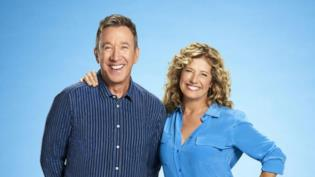 Tim Allen e Nancy Travis