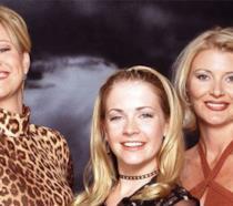 Sabrina con le zie Hilda e Zelda