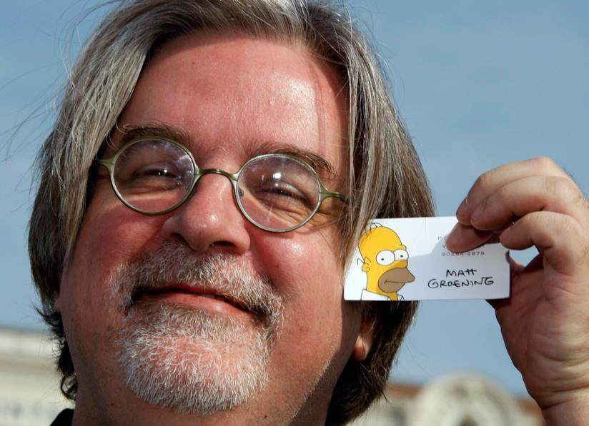 Beautiful Minds: Matt Groening