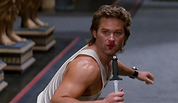Kurt Russell in Grosso Guaio a Chinatown interpreta Jack Burton