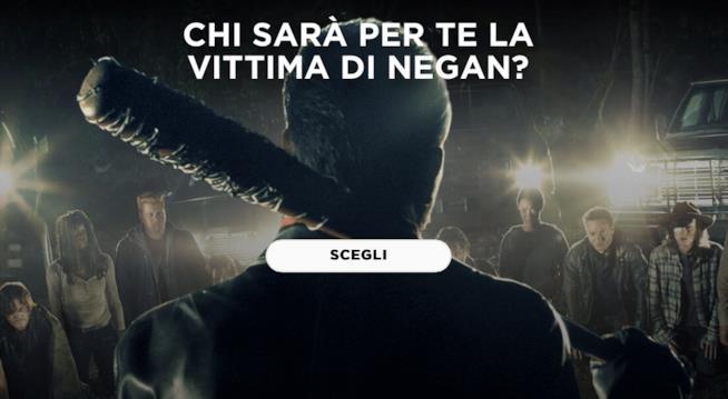 Chi verrà ucciso da Negan in The Walking Dead?