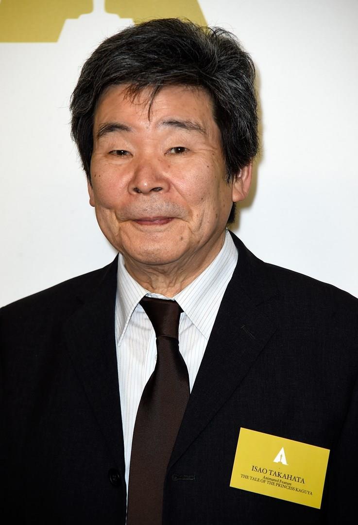 Il regista d'animazione Isao Takahata