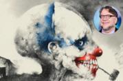 Illustrazione spaventosa di Gammell