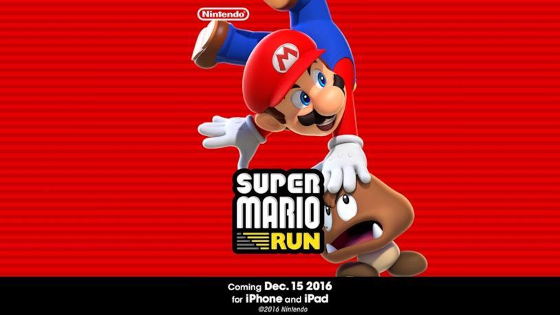 Super Mario Run da oggi su piattaforme Apple