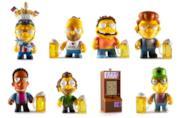 I Simpson: il nuovo merchandising Kidrobot ti farà perdere la testa!