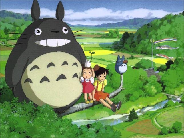 Il parco divertimenti dello studio Ghibli arriverà nel 2020