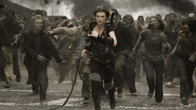 Immagine tratta dal trailer di Resident Evil: The Final Chapter