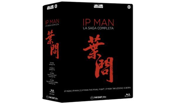IP Man cofanetto dvd