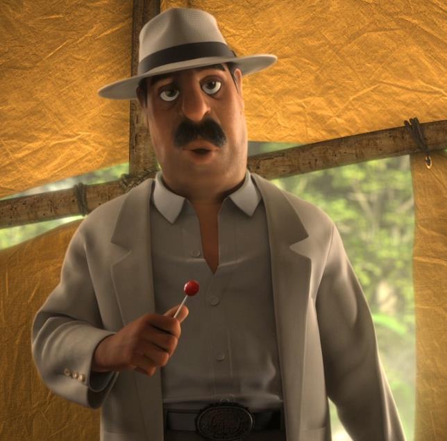 Big Boss, Rio 2 - Missione Amazzonia