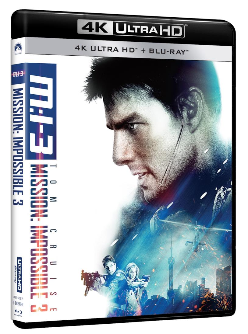 Mission: Impossible 3 Home Video 4K