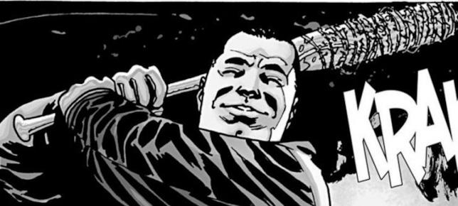 Negan nei fumetti di The Walking Dead