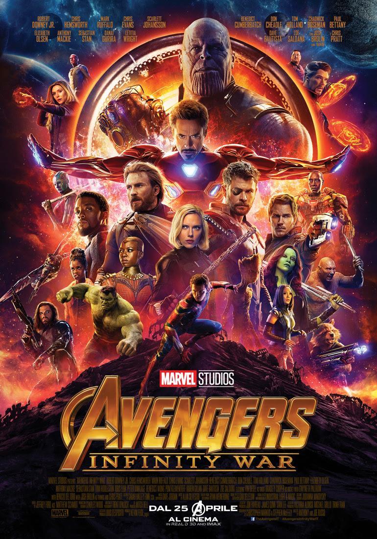 Avengers Infinity War Il Nuovo Trailer E Da Brivido