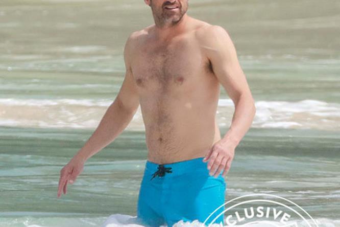 Patrick Dempsey sembra felice