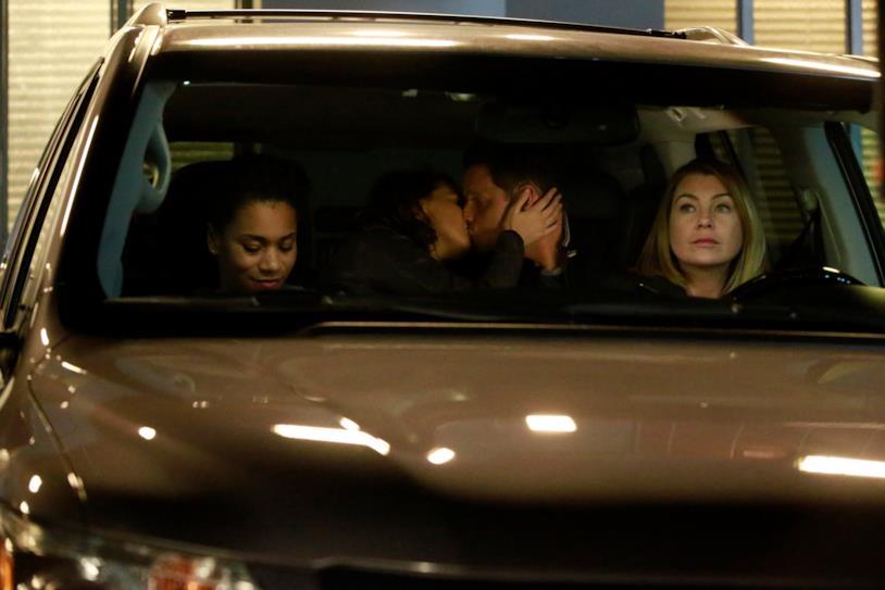 Meredith approva la relazione tra Jo e Alex?