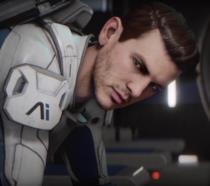 Primo piano per il protagonista maschile di Mass Effect: Andromeda