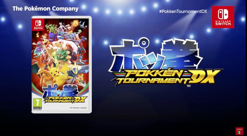 Pokkén Tournament DX in uscita il 22 settembre