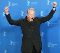 Mezza figura di Stellan Skarsgård al Festival di Berlino