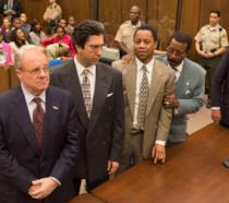 Una scena di American Crime Story: il caso O.J. Simpson
