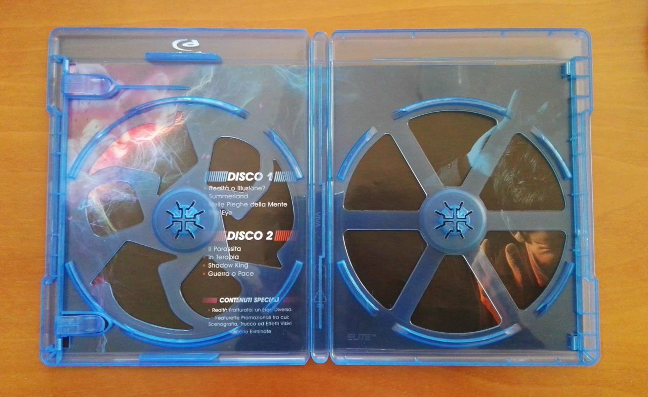 L'amaray di Legion - Stagione 1 senza i dischi Blu-ray